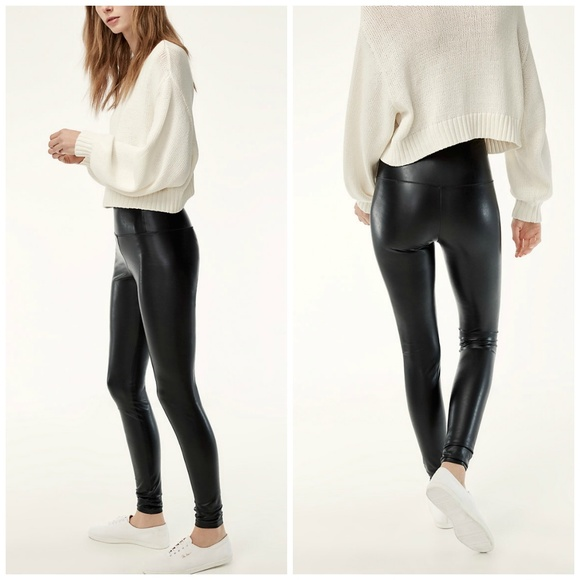 6821f58b341182 Wilfred Pants | Free Faux Leather Daria Leggings Small | Poshmark